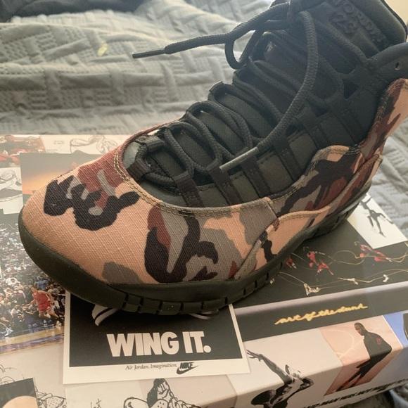 Jordan Shoes | Jordan Retro S Camo